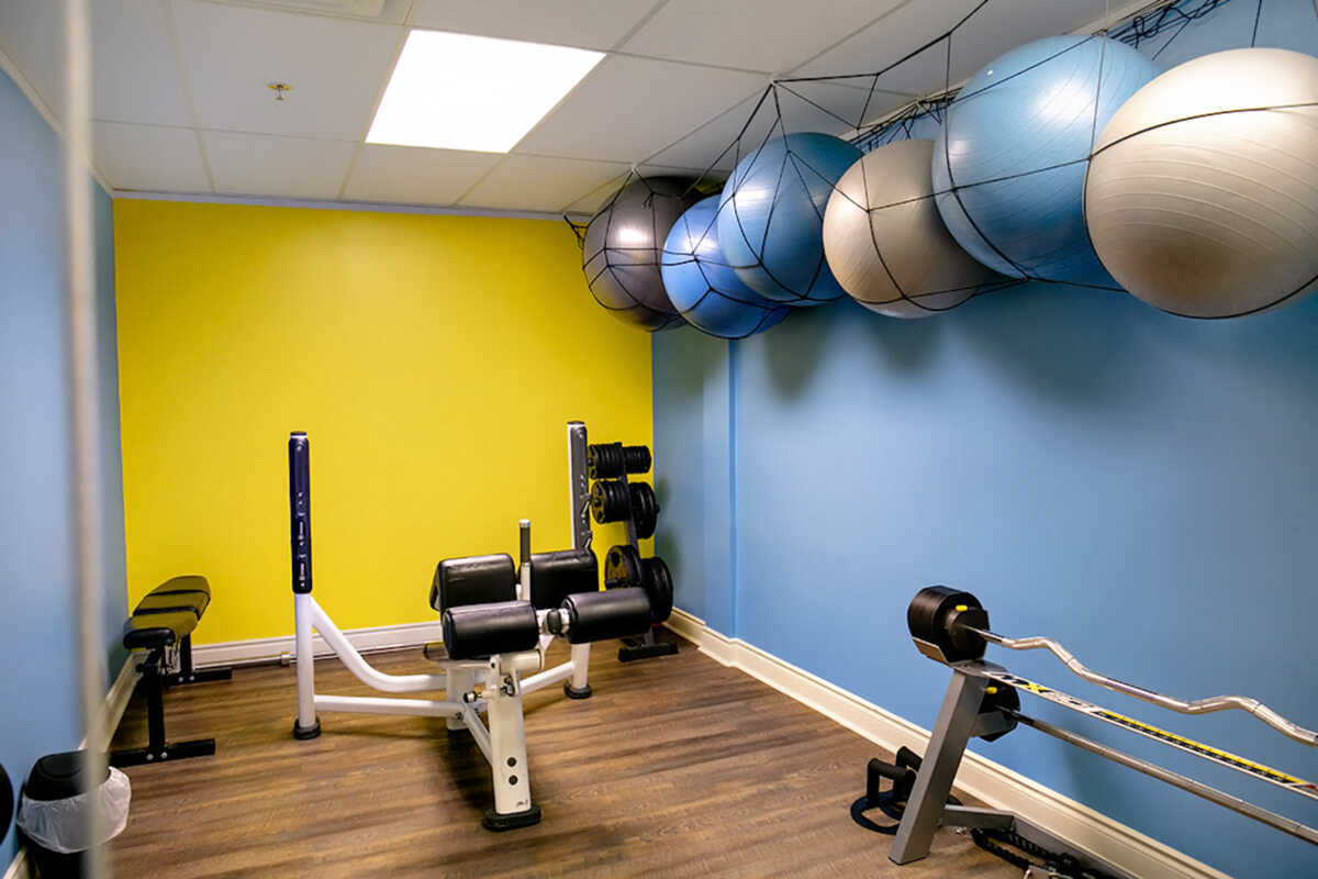 Check Out Our New Training Rooms at Elite Training Facility
