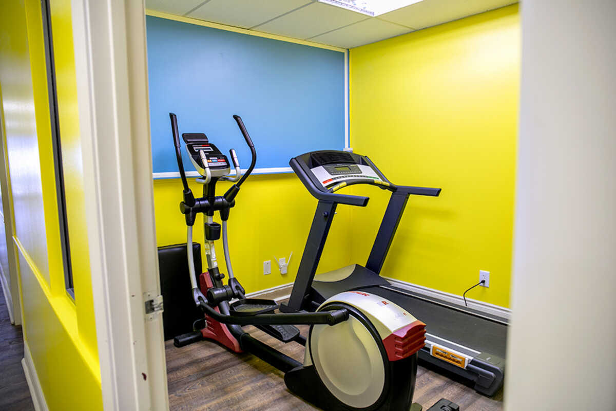 Check Out Our New Work Out Space at Elite Training Facility