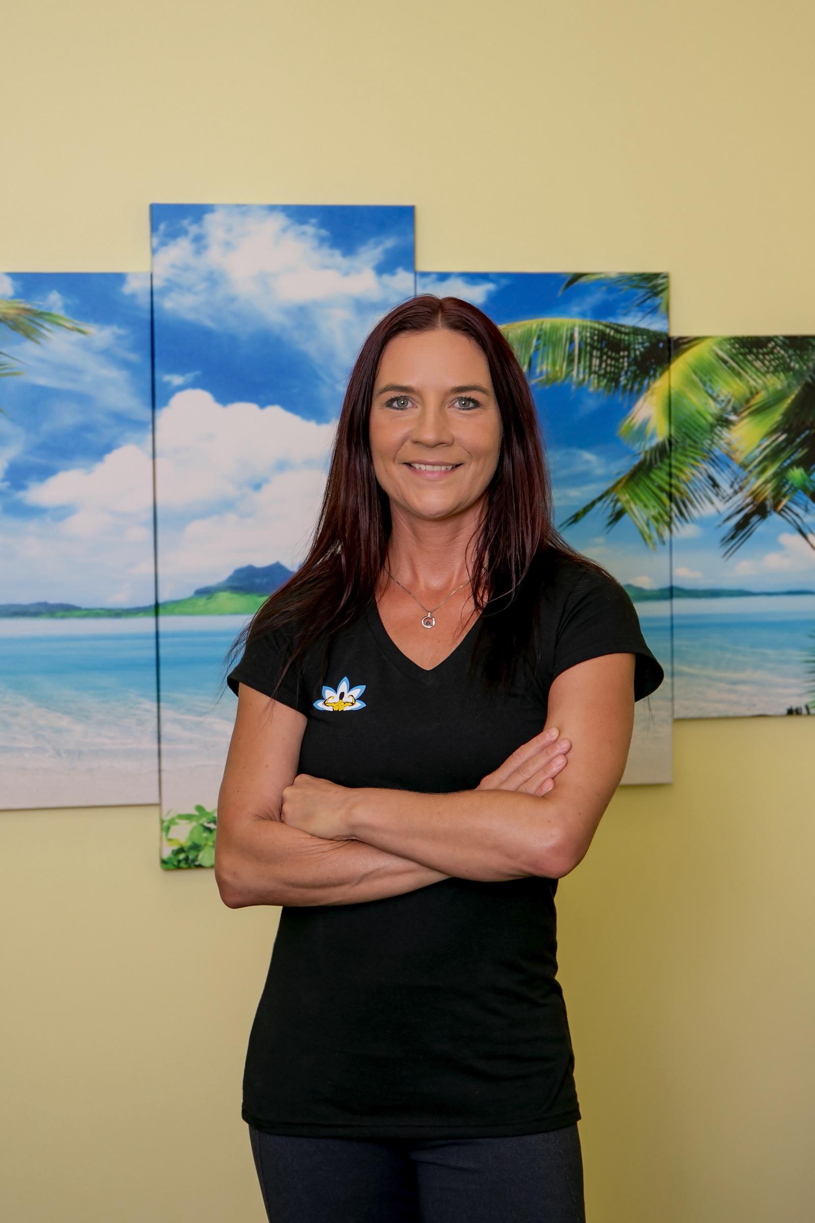 Dorothy Sinding - RMT at Elite Training Facility