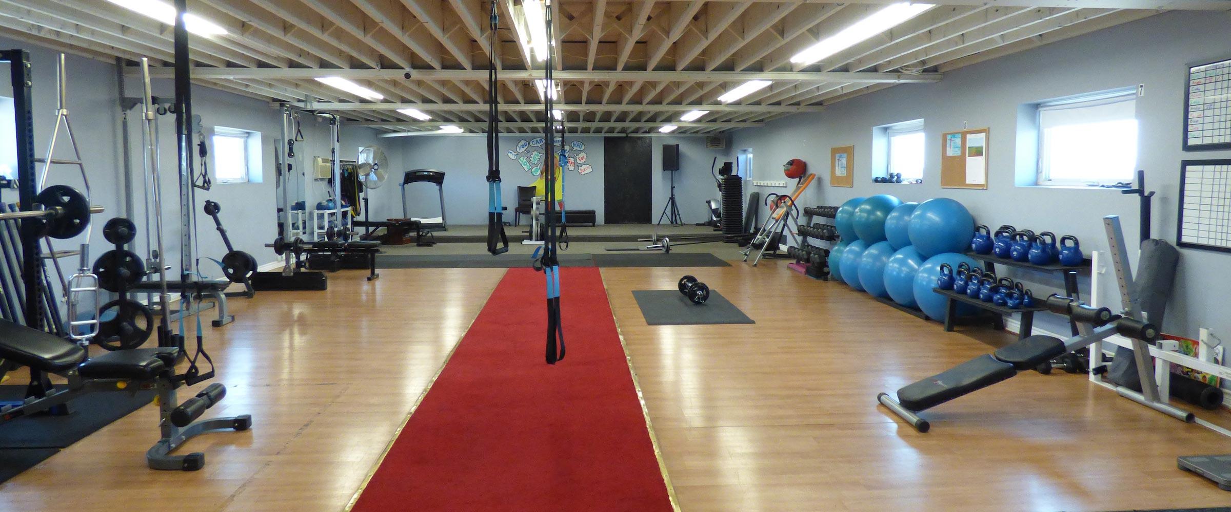 Elite Training Facility Image