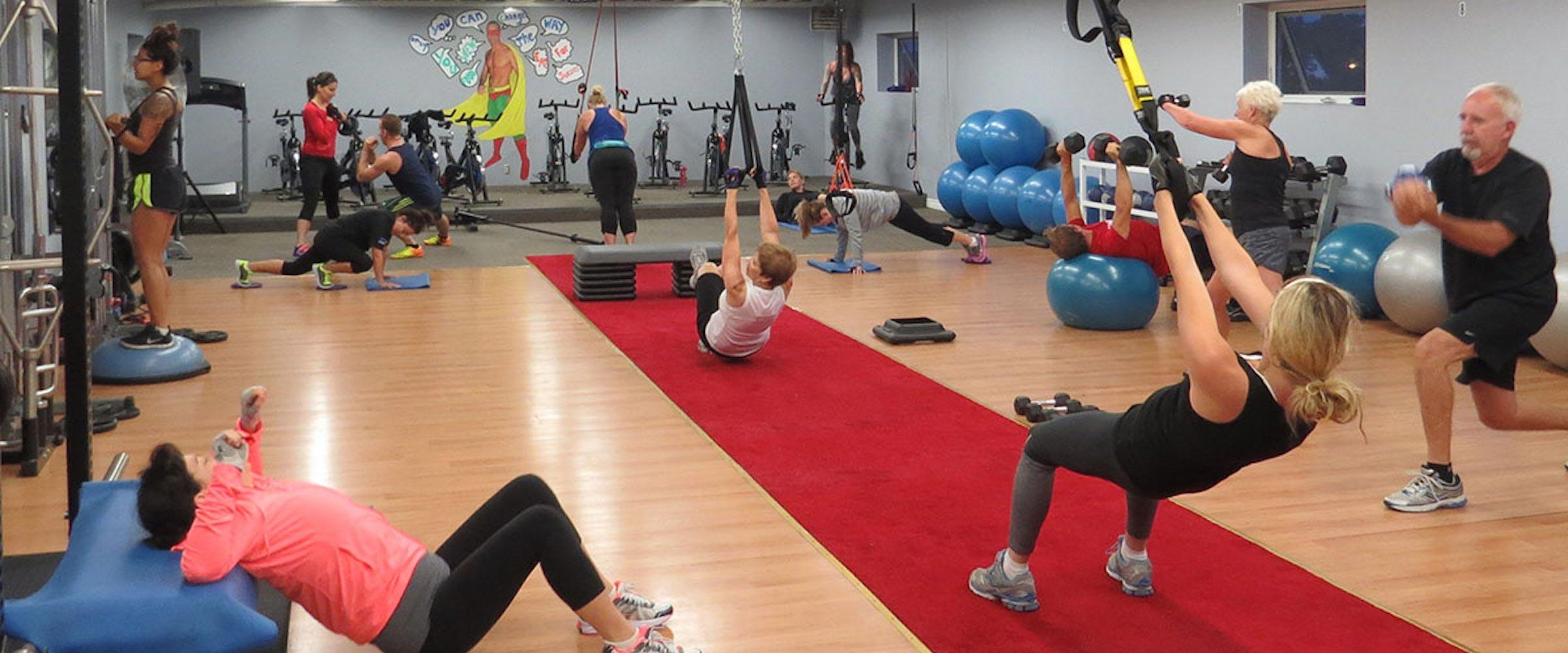 Fitness & Massage at Elite Training Facility