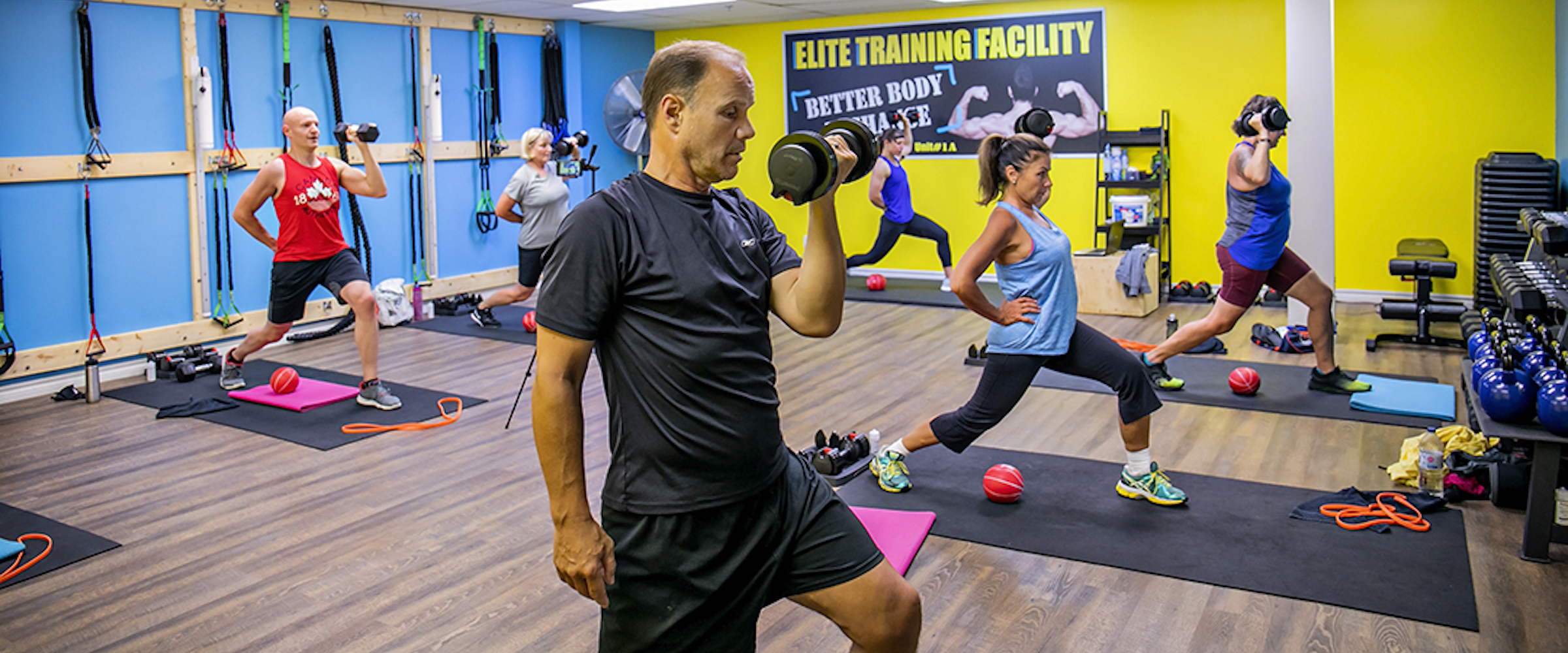Fitness and Massage Package Pricing Header Image - Elite Training Facility