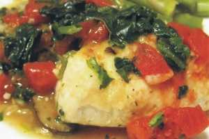 Greek Style Chicken Breast by Elite Training Facility