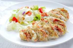 Healthy Hasselback Chicken by Elite Training Facility