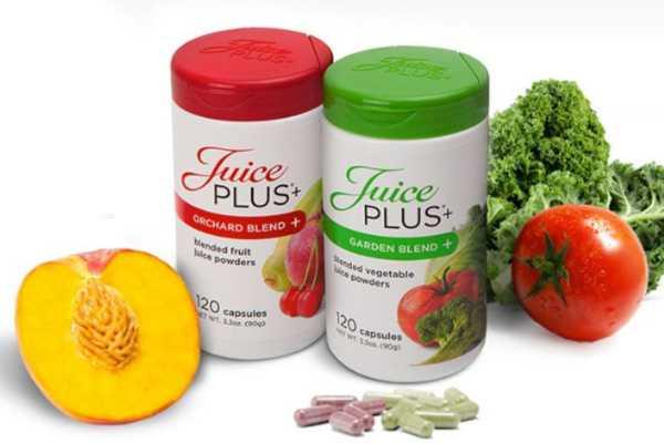 Juice Plus+ at Elite Training Facility