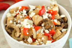 Low Carb Chicken Stir Fry by Elite Training Facility