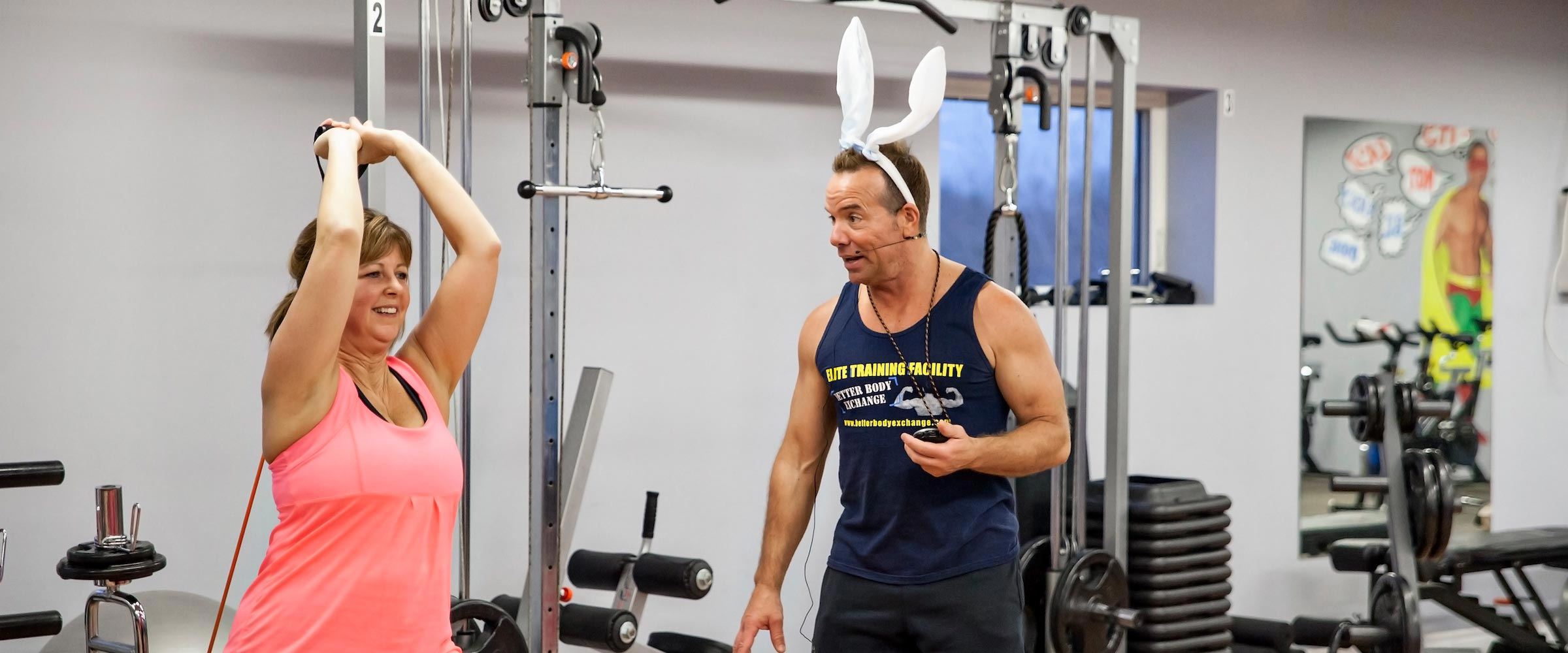 Personal Training Pricing with Elite Training Facility