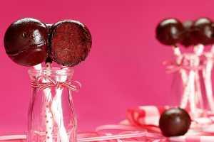 Valentine's Red Velvet Cake Pops by Elite Training Facility