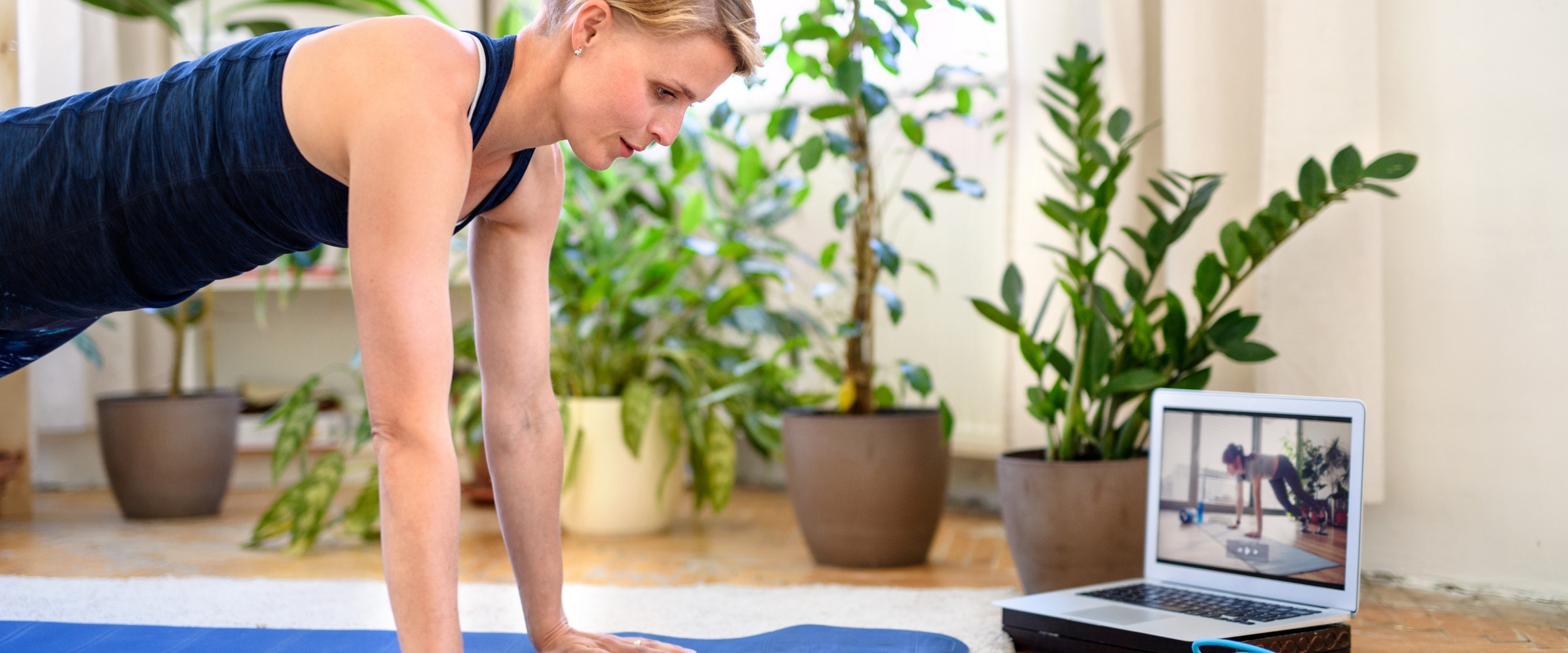 Virtual Personal Training at Elite Training Facility
