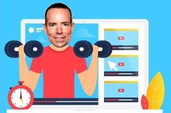 Virtual Personal Training with Clint from Elite Training Facility - Page Image
