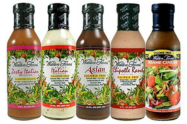 Walden Farms Salad Dressings by Elite Training Facility